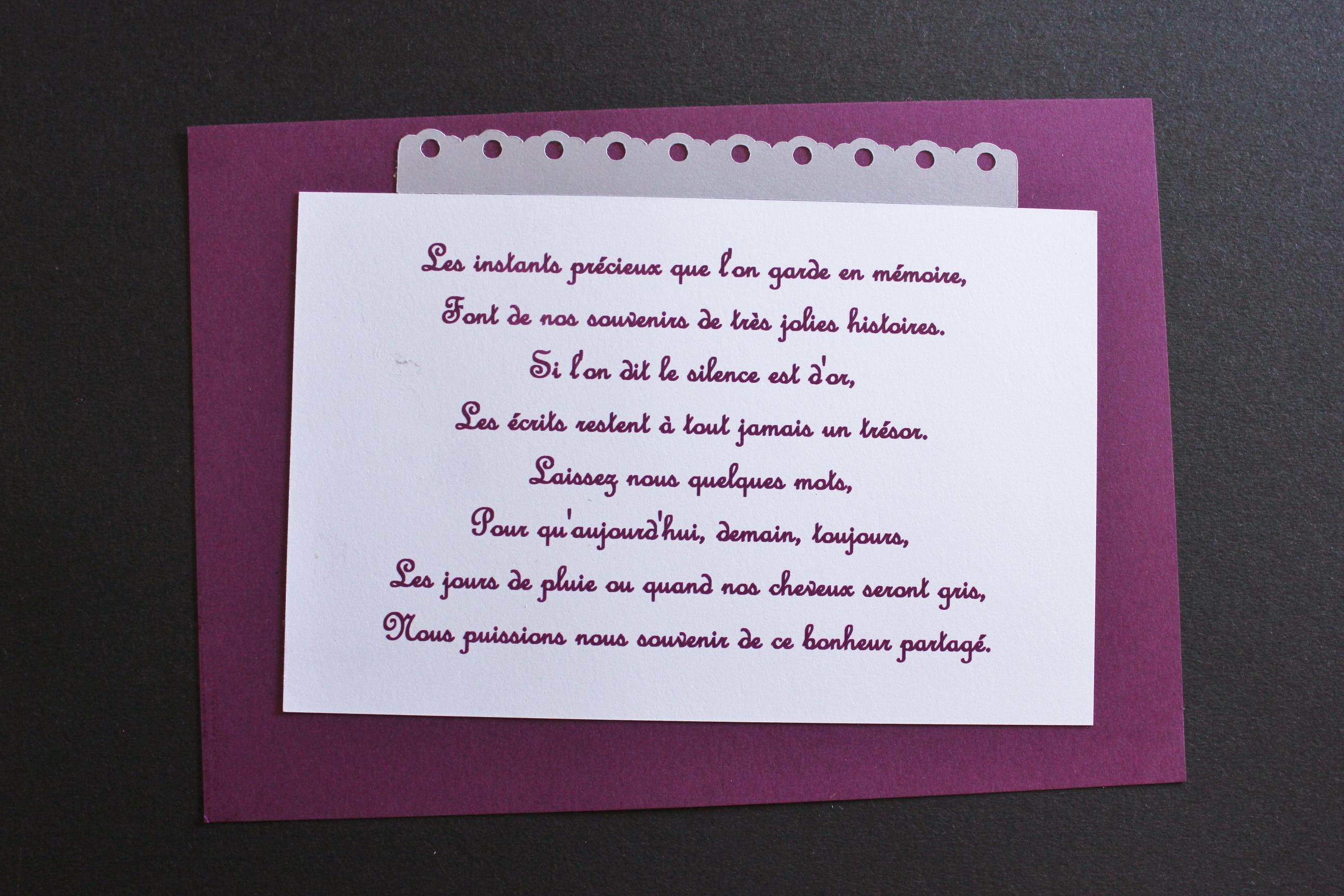 D coration de table mariage gen ve atelier graines d 39 id es - Idee livre d or mariage ...